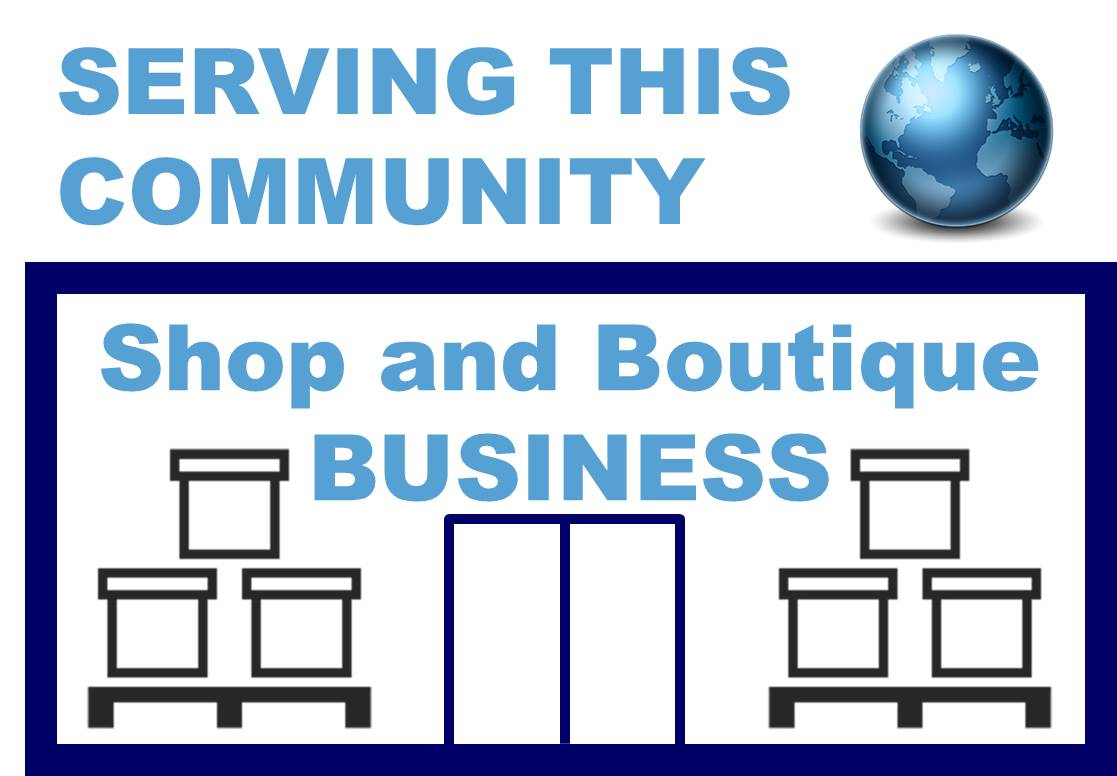 Shop or Boutique Serving Community